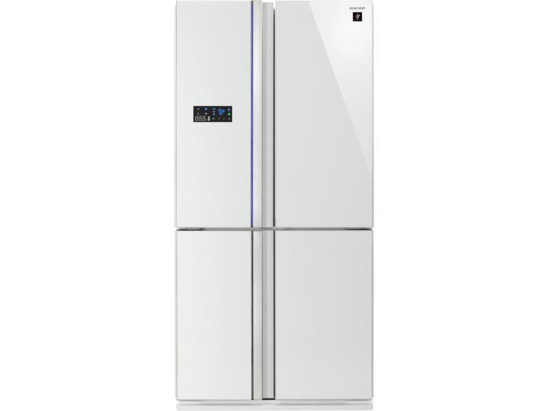 Refrigerateurs multiportes sharp sjfs 810 vwh SHA4974019866031