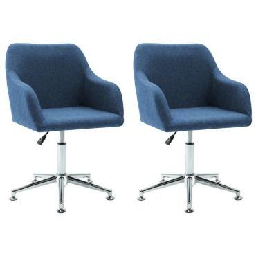 Icaverne chaises de cuisine ensemble 2 pcs chaises