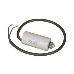 Condensateur 25 µf 450 v sortie fils  reference : cap628un