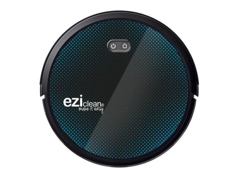Eziclean aqua connect x550 – robot aspirateur laveur connecté – navigation navig+ – 55db – 120 min – 120m² – 600 m