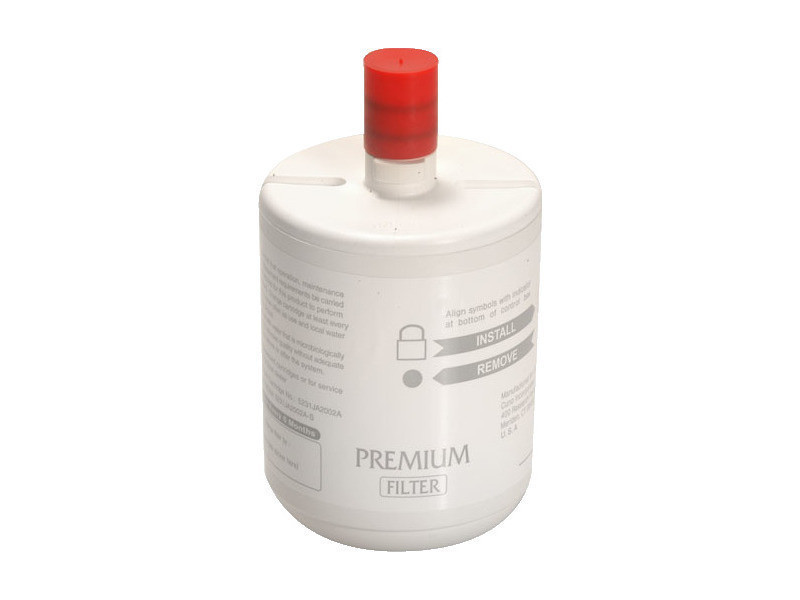 Filtre a eau interne refrigerateur lg reference : 5231ja2002a