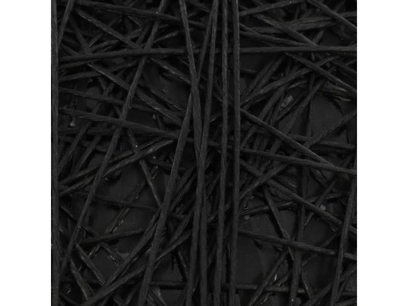 Icaverne - lampes gamme lampe suspendue noir et doré ø70 cm e27