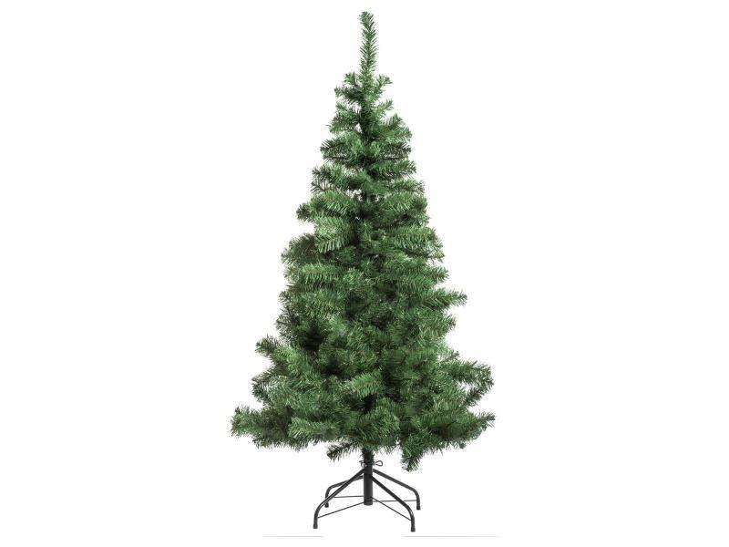 Feeric christmas - arbre de noël sapin artificiel vert h 150 cm