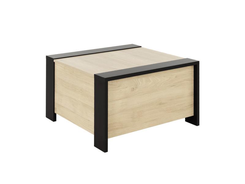 Coffre L Noirbois X H Basse 44 78 Carrée Table Liverstia 8OwPk0nX
