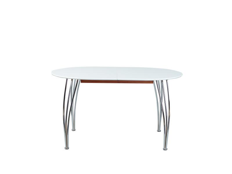 Table rallonge ovale meuble de cuisine salon salle manger ...
