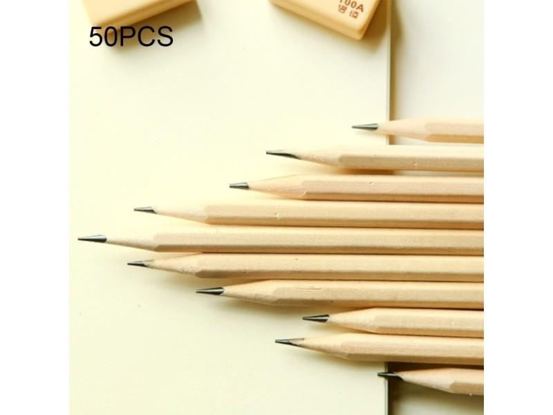 Crayon pour enfants fournitures de bureau de l école pcs bois