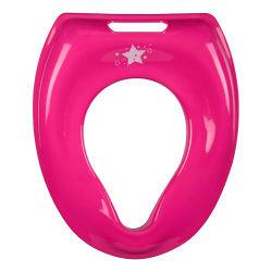 Réducteur de toilette enfant - rose