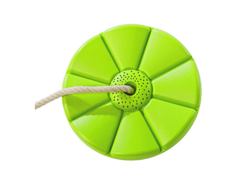 Axi siege balancoire rond vert citron A150.003.05