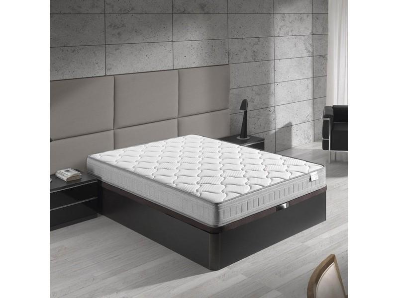 matelas m moire de forme paris 140x190 18 cm paisseur marckonfort conforama. Black Bedroom Furniture Sets. Home Design Ideas