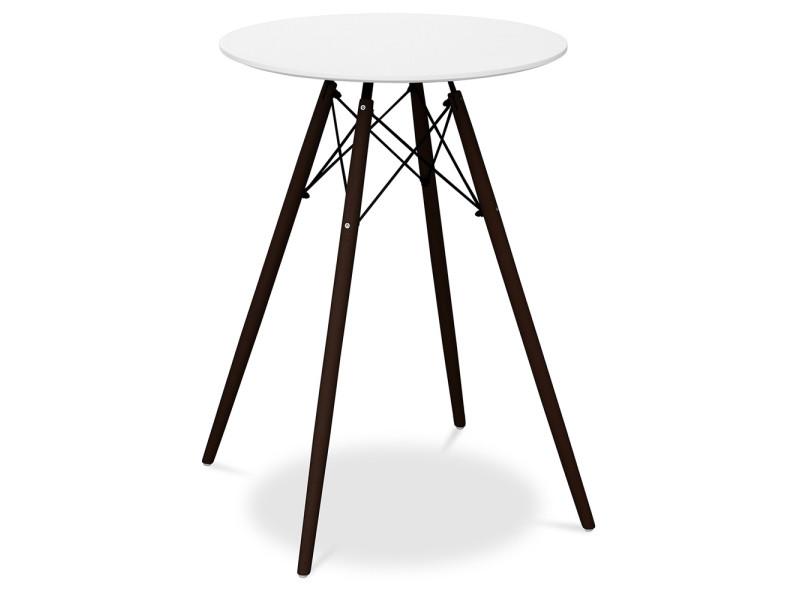 bar haute foncé tabouret Table pour piètement deswick de 1Tl3JcFK