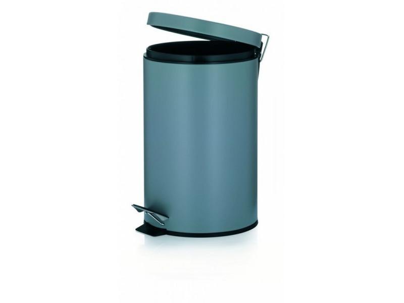 Kela poubelle 12 l mala gris clair 10933