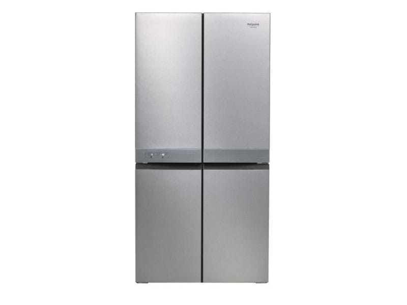 Réfrigérateur multi-portes 591l froid ventilé hotpoint 91cm a+, hot8050147541739 HOT8050147541739