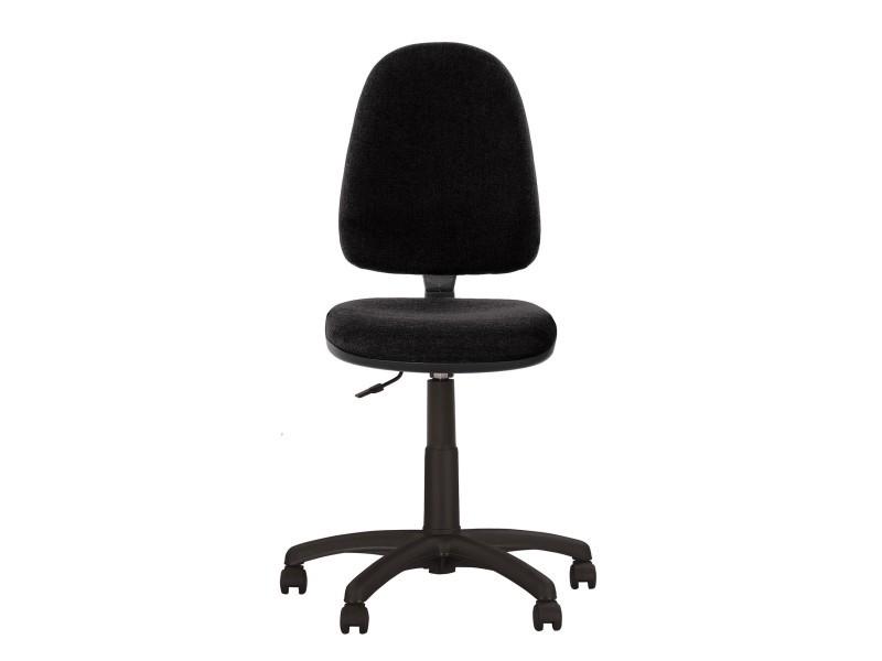 Fauteuil chaise de bureau au dossier inclinable sans accoudoirs