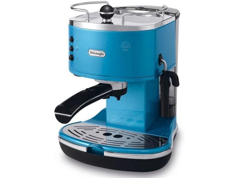 Machine expresso classique de 1,4l 1100w bleu