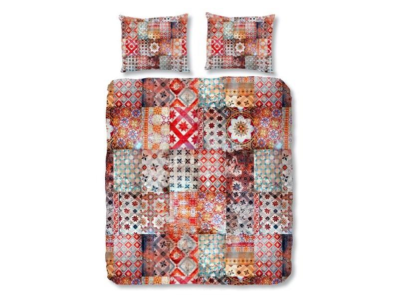 Parure de lit patchwork - 140x200 cm