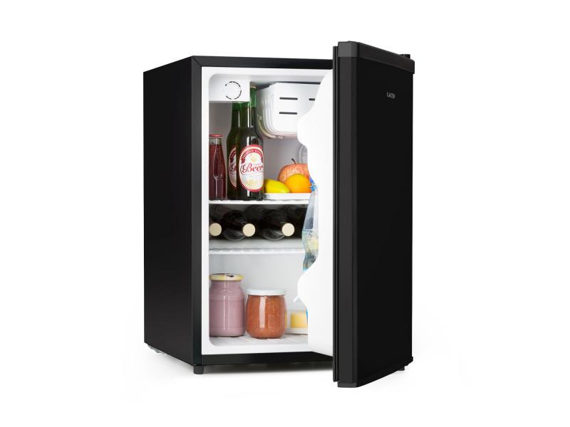 Mini réfrigérateur - klarstein cool kid - 66 litres, compartiment freezer 4 l, classe a+ - noir DSM2-CoolKid-BL