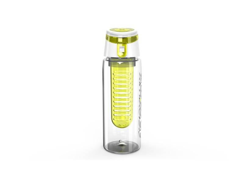 Infuseur à fruit - bouteille eau detox green detox