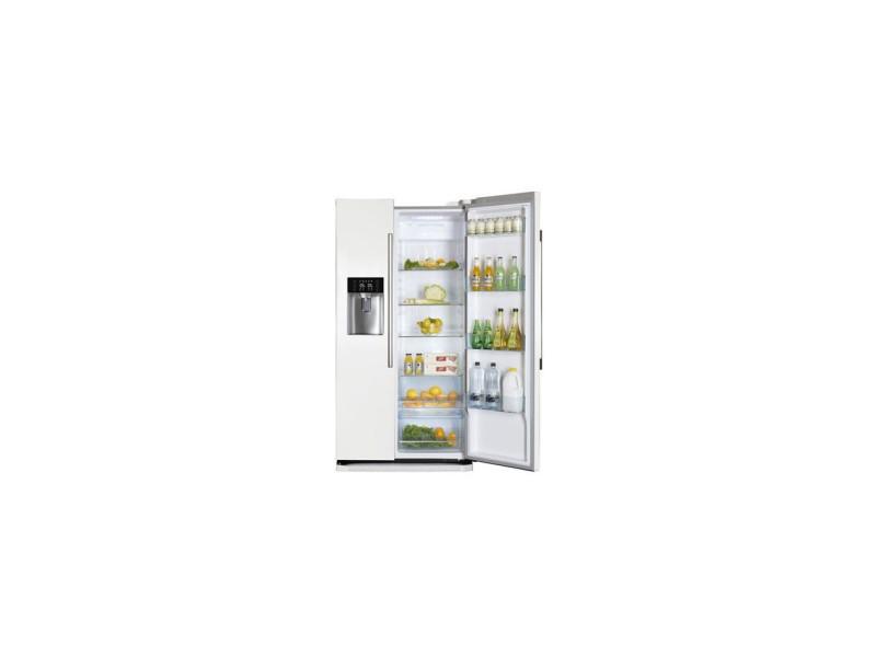 Réfrigérateur américain 91cm 550l a+ nofrost blanc - hrf628iw6 hrf628iw6