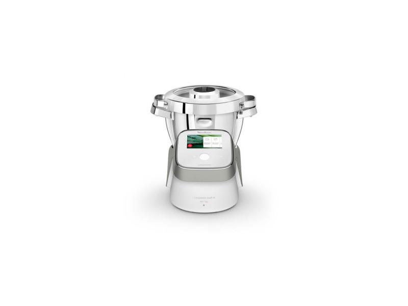 Robot cuiseur i-companion touch xl hf938e00 1550 w blanc et argent FC-1-14163087