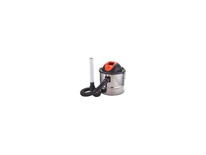 Aspirateur de cendres niklas calimero 800w ventilé cuve inox 10 l filtre hepa