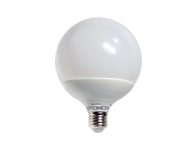 Ampoule e27 globe g120 led 15w (120w) - blanc chaud 2700k SP1847