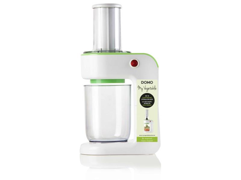Coupe légumes spirale 1.3l 80w blanc/vert - do9171sp do9171sp