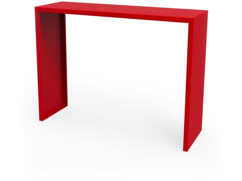 console spirix couleurs rouge coquelicot hauteur hauteur 90 cm rouge coquelicot hauteur. Black Bedroom Furniture Sets. Home Design Ideas