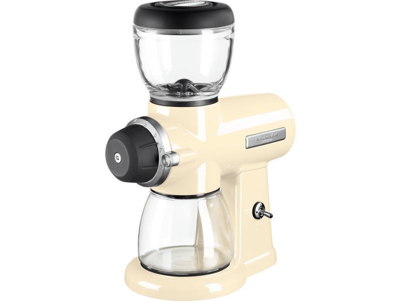 Broyeur à café avec 15 niveaux de finesse crème