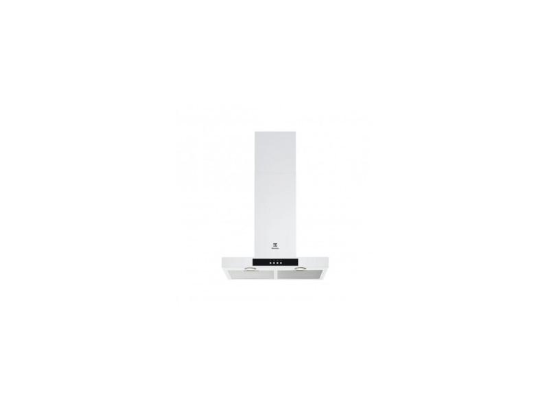 Hotte deco box l60 295/600m3h5 1/68db blanc CODEP-EFTD26W