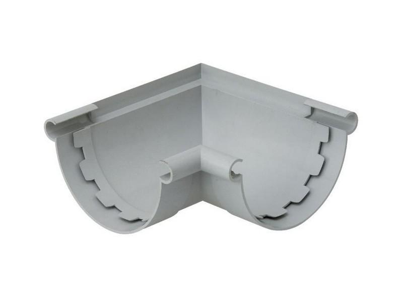 Girpi - angle mixte à coller gris