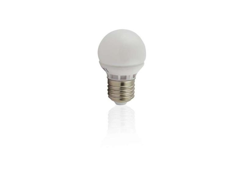 Ampoule e27 led 6w globe (équivalent 40w) - blanc chaud 2700k SP1741