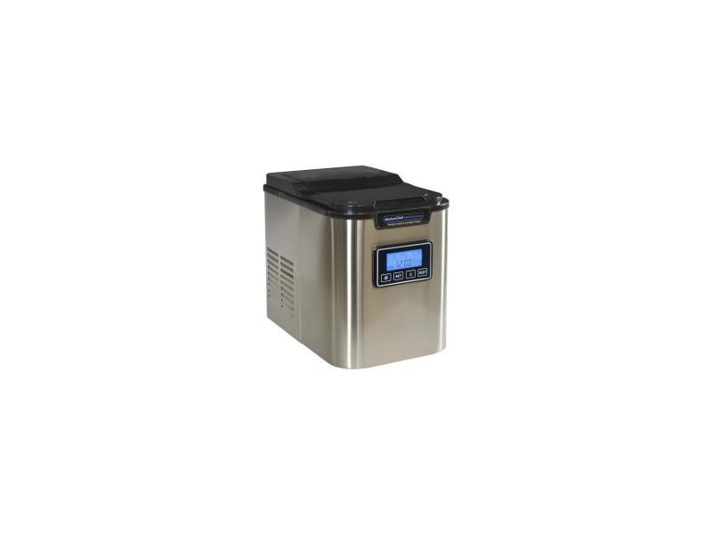 Kitchenchef yt-e-005css1 machine a glacons - inox