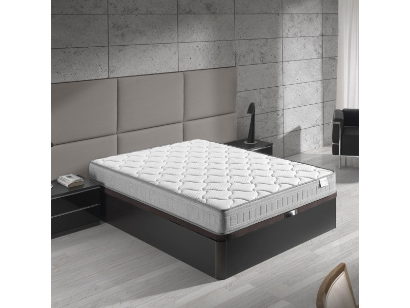 matelas m moire de forme paris 160x200 18 cm paisseur marckonfort vente de matelas 2. Black Bedroom Furniture Sets. Home Design Ideas