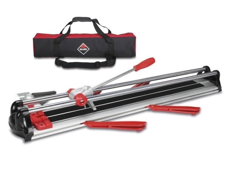 Rubi - coupeuse carreaux manuel long:85 cm 60x60cm - fast-85 avec sac
