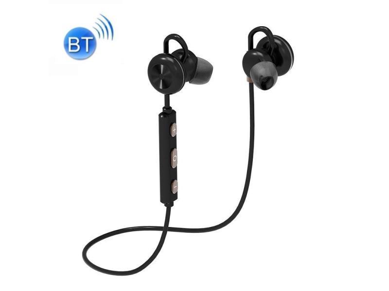 641165a8215 Écouteur avec bluetooth-x9 sans fil bluetooth stéréo écouteur avec contrôle  du fil mic magnétique