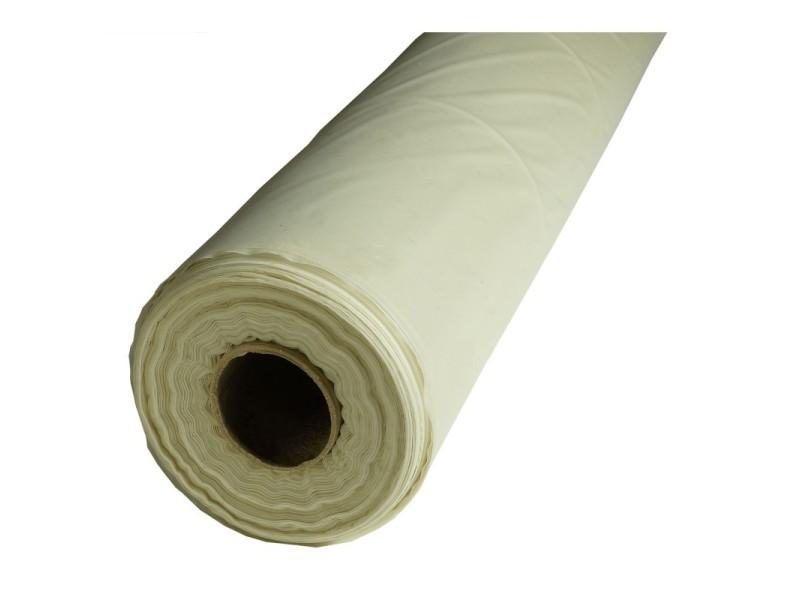 Bâche peinture 3x25 m 50 microns protection 75 m² - bache plastique translucide 3x25 m - qualité standard