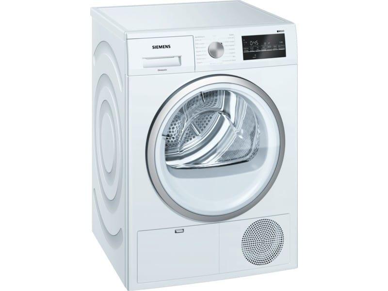 Sèche-linge à condensation 60cm 8kg b blanc - wt45g408ff wt45g408ff