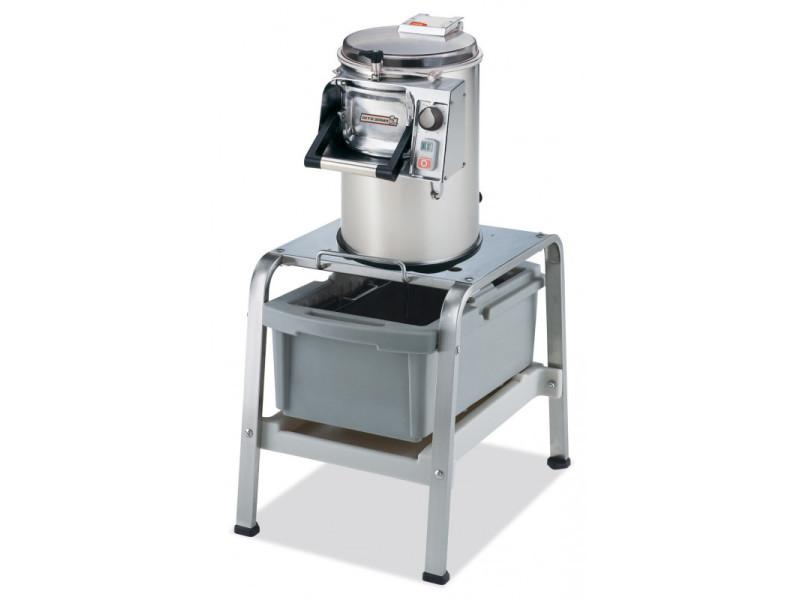 Eplucheuse avec plateau abrasif et table filtre inox t5s - 5 kg - dito sama