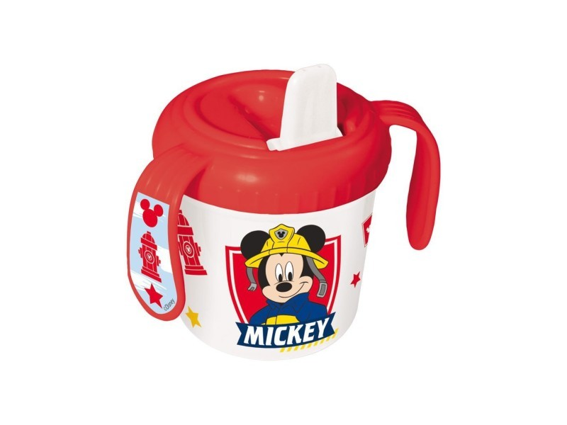 Stor - mickey mouse st-44085 tasse mon 1er verre pour boire 250 ml to the rescue '