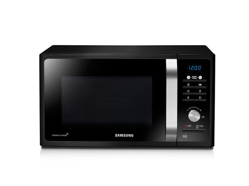 Samsung ms23f301tak countertop 23l 800w noir