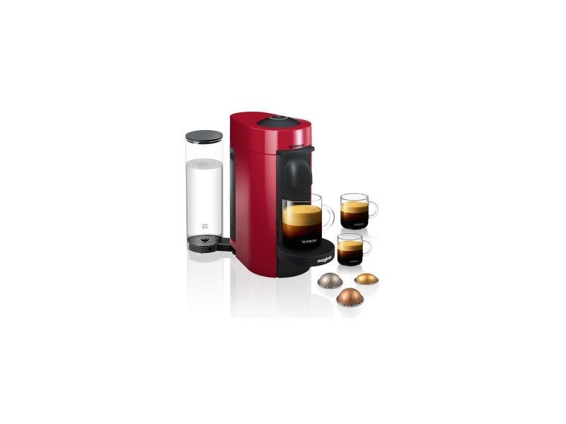 Nespresso vertuo rouge magimix - 11389 CODEP-11389