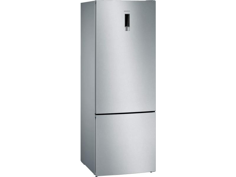 Réfrigérateur combiné 70cm 505l a++ nofrost inox - kg56nxiea kg56nxiea