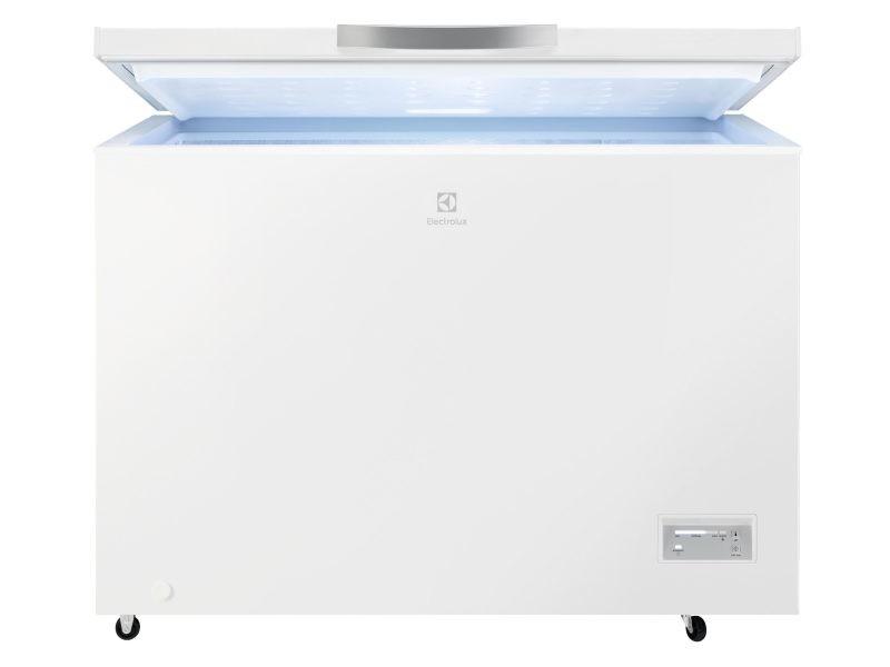 Congelateurs coffre electrolux lcb 3 lf 31 w 0