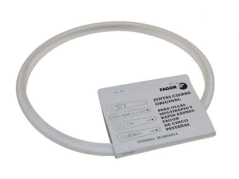 Joint autocuiseur diametre 220 m/m pour petit electromenager brandt - as0013685