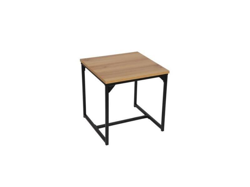 Bout de canape table basse / bout de canapé teollinen ...