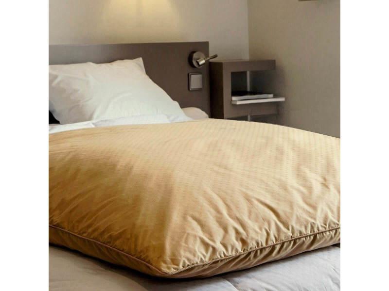 Édredon enfant en duvet coloris - beige dimension taille - 70x100 cm