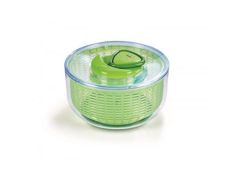 Zyliss essoreuse à salade 26 cm easy spin verte