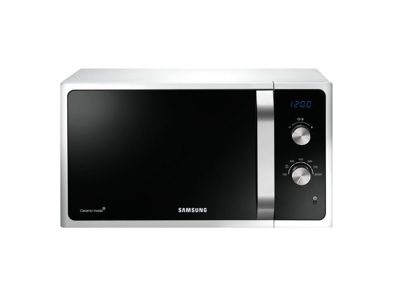 Samsung mg23f301tas countertop 23l 800w argent micro-onde