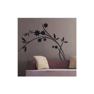 sticker fleurs champetres vente de dezign conforama With tapis champ de fleurs avec conforama nice canape convertible
