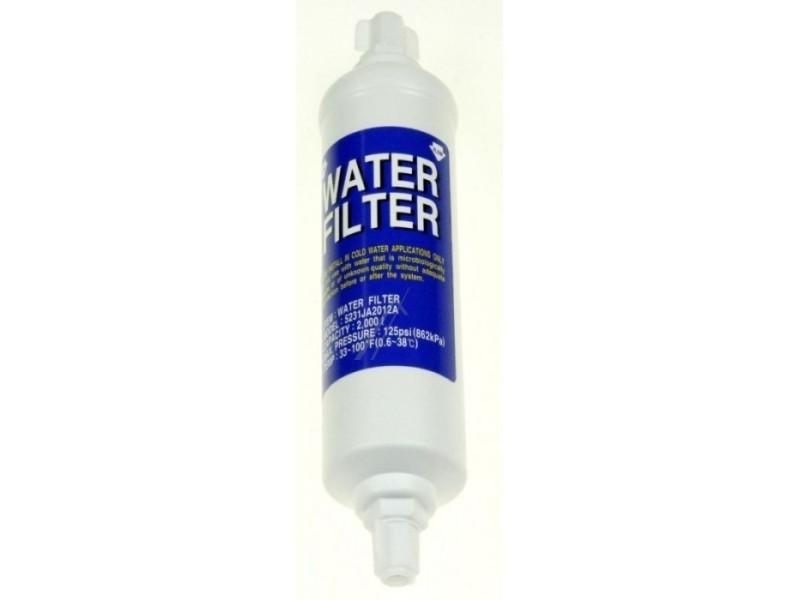 Filtre à eau externe pour réfrigérateur samsung - lg